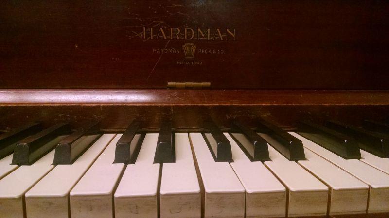 debuter piano