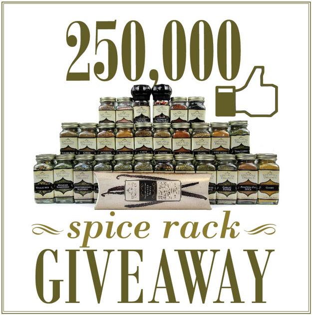 Organic Spice Rack Unique Organic Spice Rack Giveaway