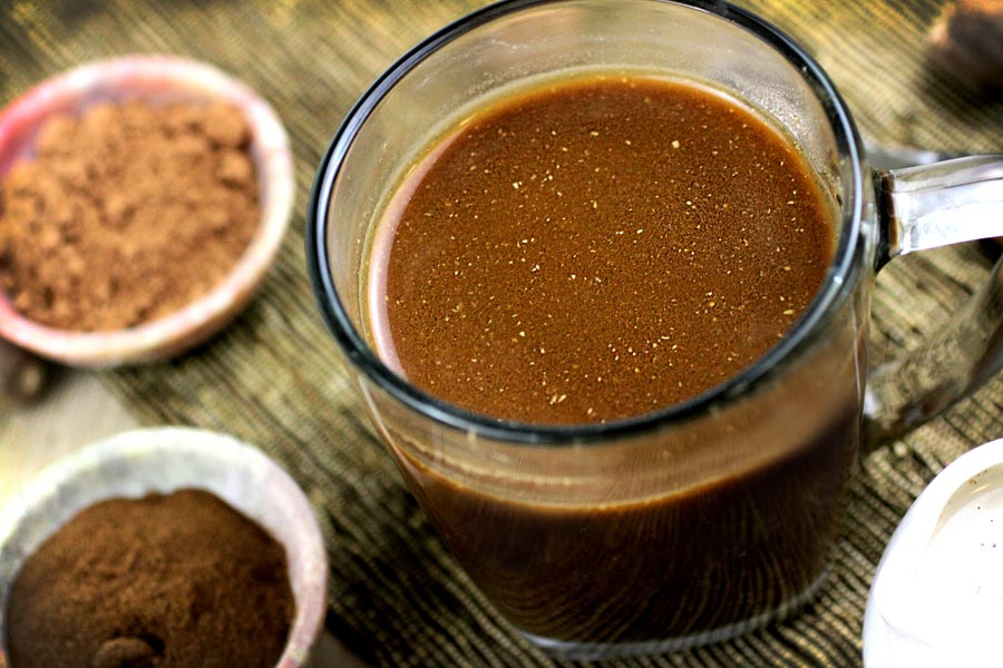 Recipe: Roasted Chicory Coffee
