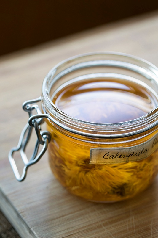 Diy Herbal Infused Oils