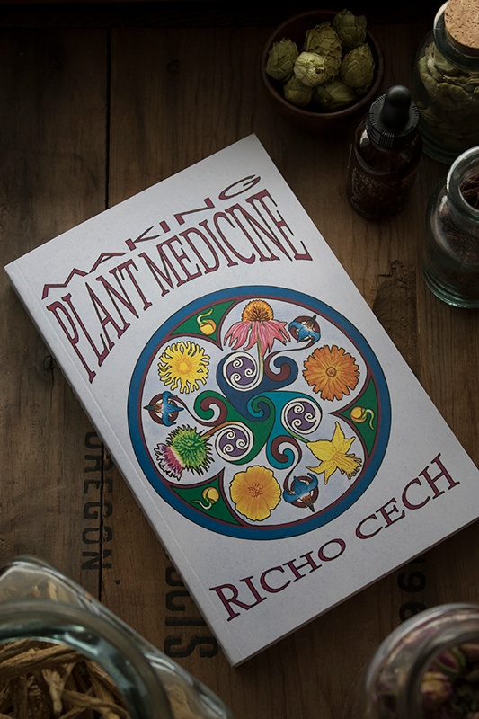 New In The Shop Making Plant Medicine Book