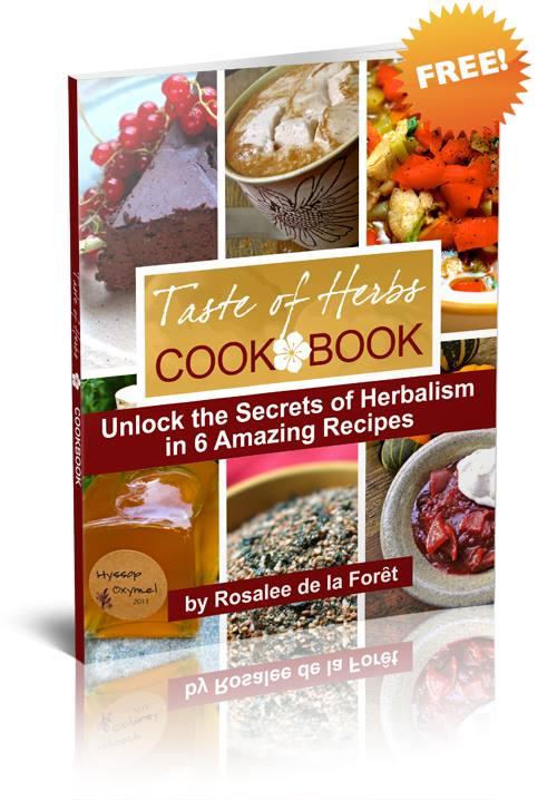The Taste Of Herbs Cookbook  Free Download-6607