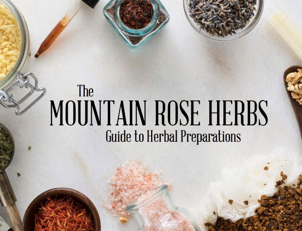 Free Download Herbal Preparations Ebook