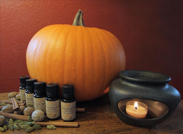 Pumpkin Spice Essential Oil Blend