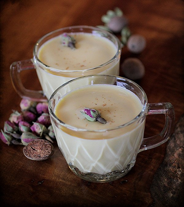 Herbal holiday cocktail recipes - Traditional eggnog recipe holidays ...