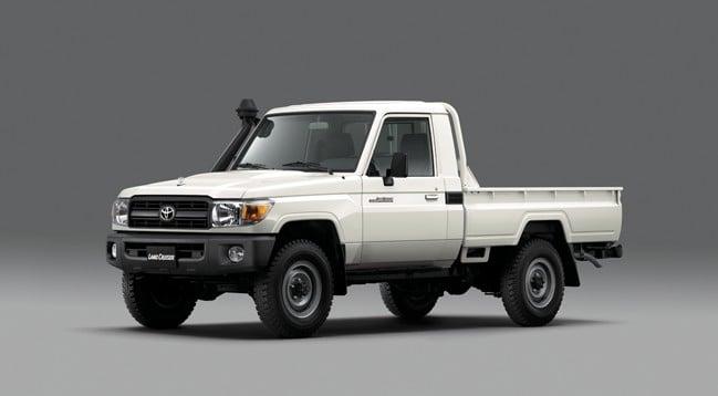 Conoce más sobre Toyota Land Cruiser pickup Guatemala | Toyota