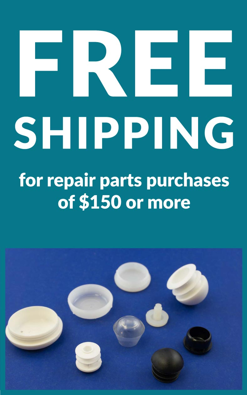 Free Shipping for parts