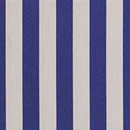 136 Blue White Stripe