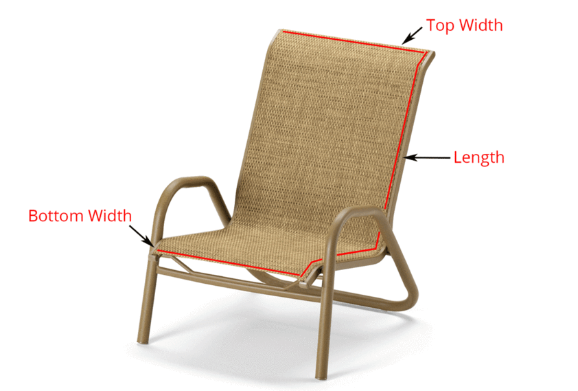 Outstanding Read This Before You Buy Replacement Slings For Your Patio Pdpeps Interior Chair Design Pdpepsorg