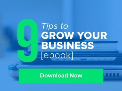 Free ebook: 9 Tips to Grow Your Business