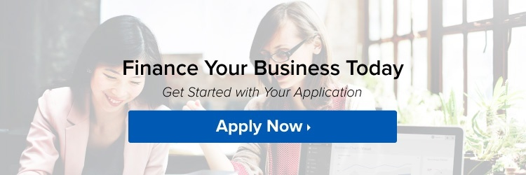 Finance Your Business Today Apply Now