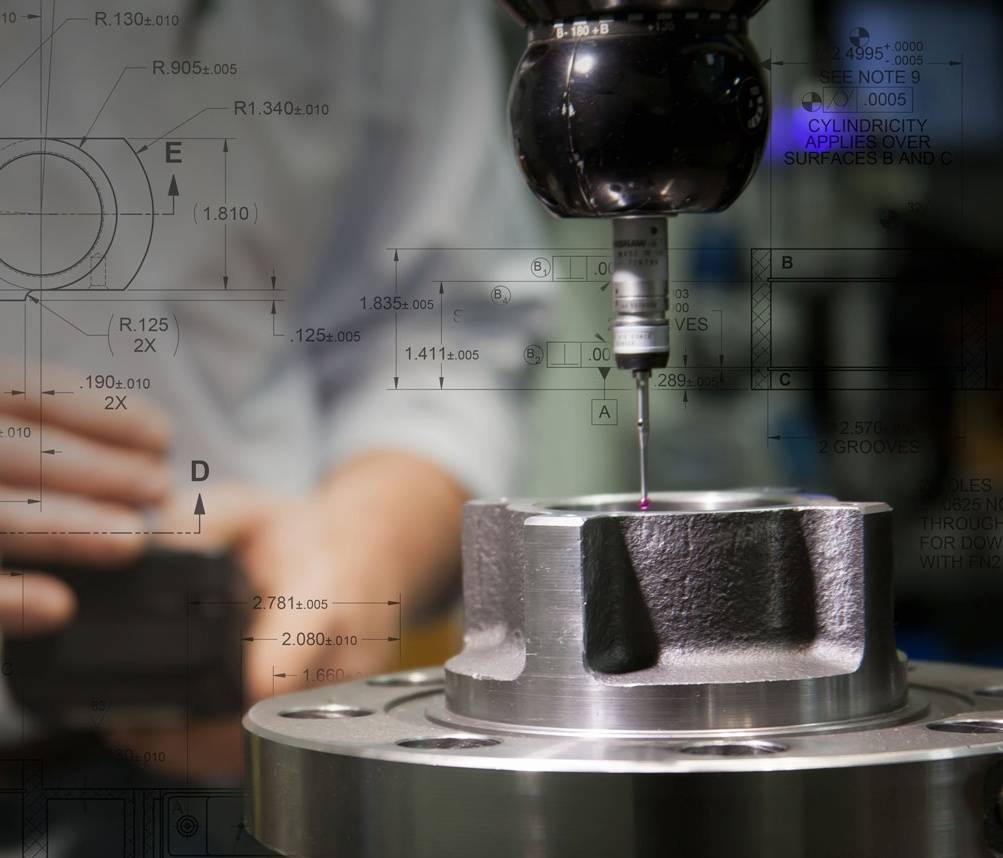 Designing Cast Products High Tech Inspection For High Quality Parts