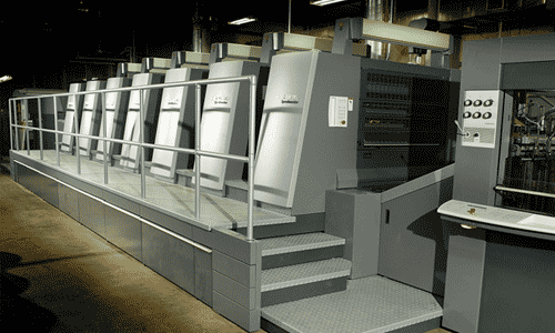 Sheet Fed Printing