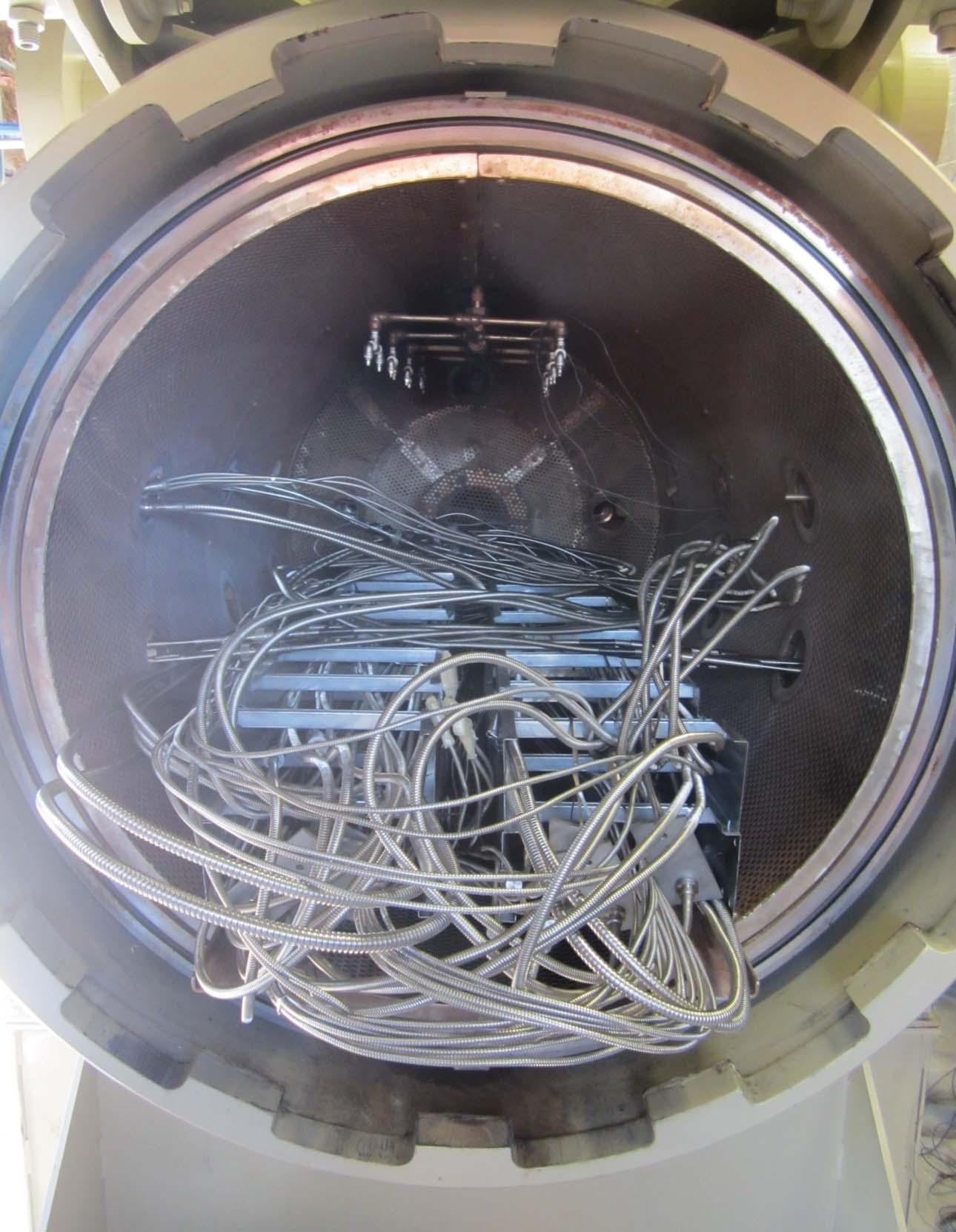 Cables in FAI LOCA chamber