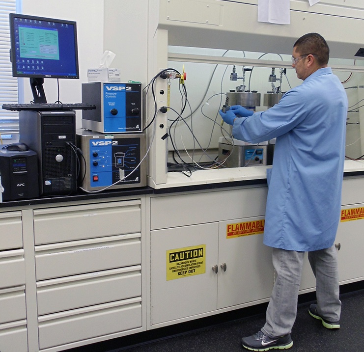 FAI State of the Art Lab includes VSP2 testing