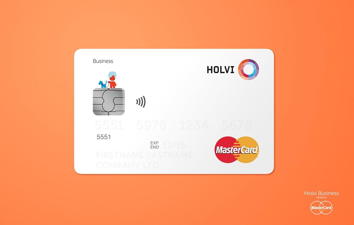 introducing the holvi business mastercard designed for entrepreneurs
