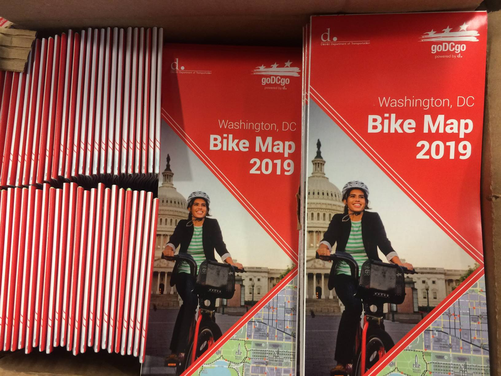 Thumbnail for DC Bike Maps are Back!
