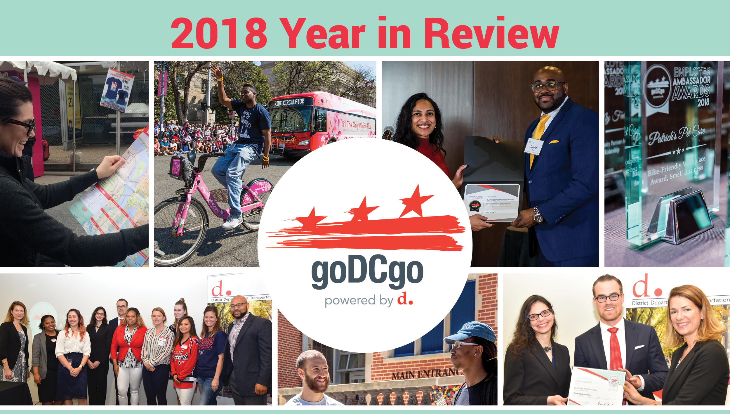 Thumbnail for goDCgo's 2018 Year in Review
