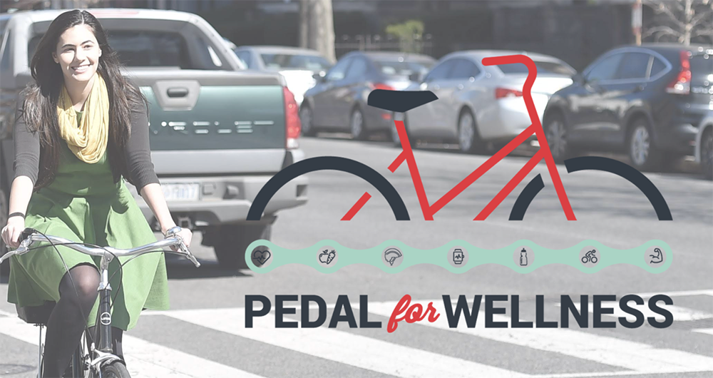 Thumbnail for May is Bike Month: Pledge to Pedal for Wellness