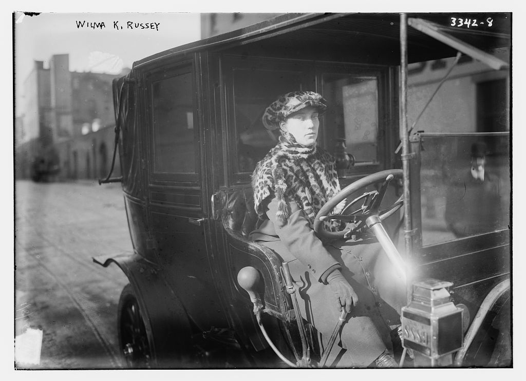Thumbnail for Women Paving the Way in Transportation History