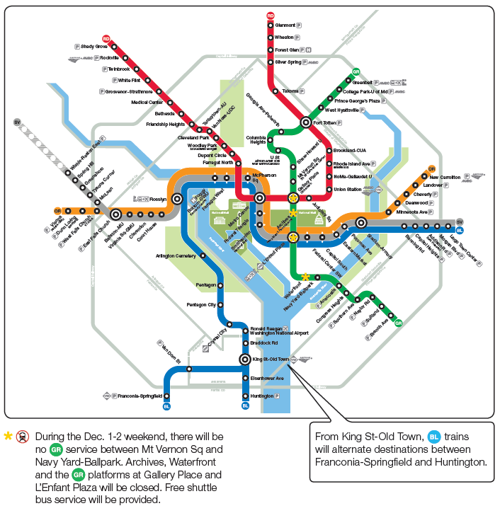 Thumbnail for What to Know: WMATA Yellow Line Shutdown