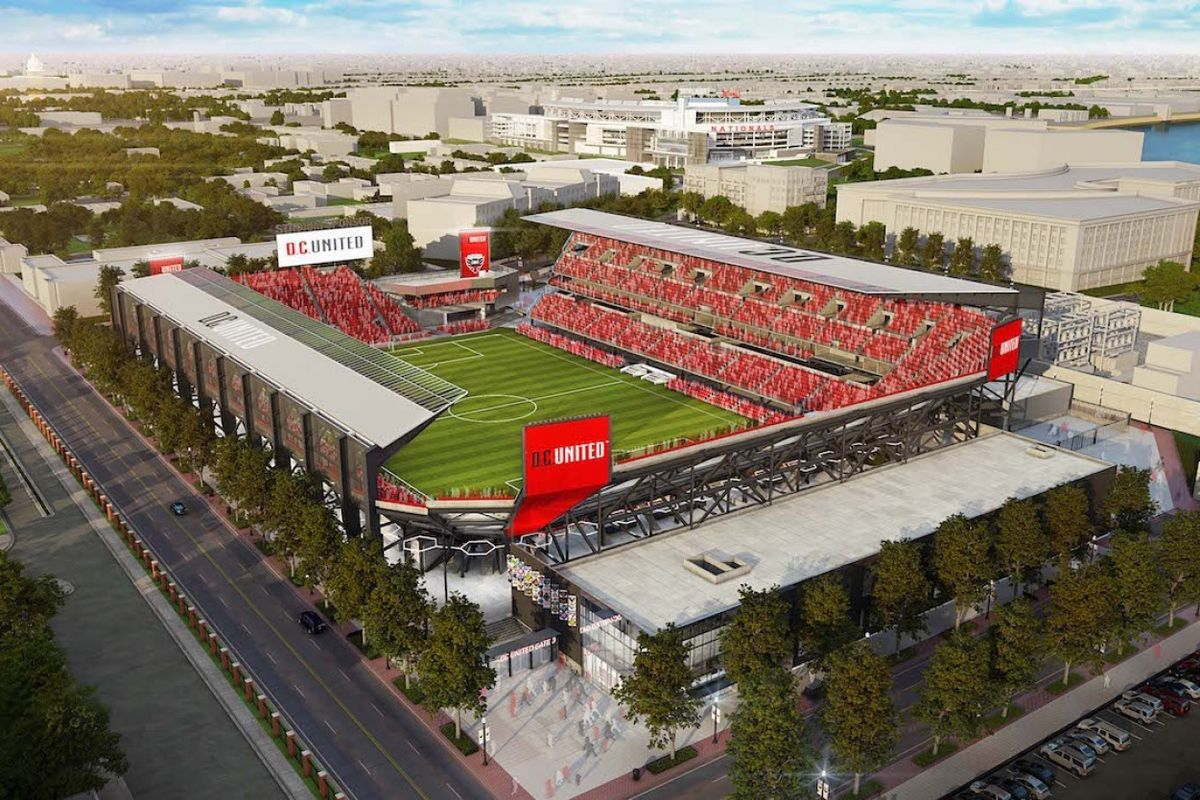 Thumbnail for Transportation Guide to Audi Field