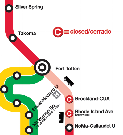 Thumbnail for No Red Line Service? No problem! 3 Alternate Routes