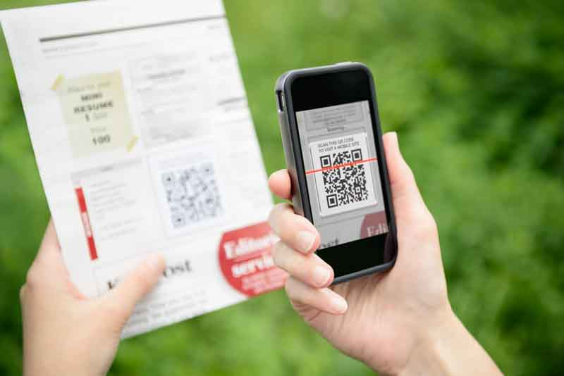 do people use qr codes