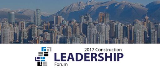 2017 Construction Leadership Forum