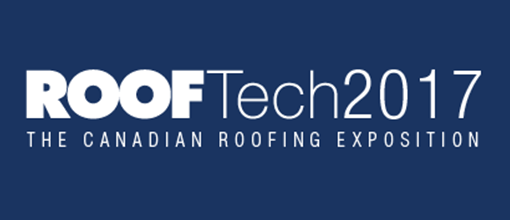 ROOFTech 2017 - The Canadian Roofing Exposition