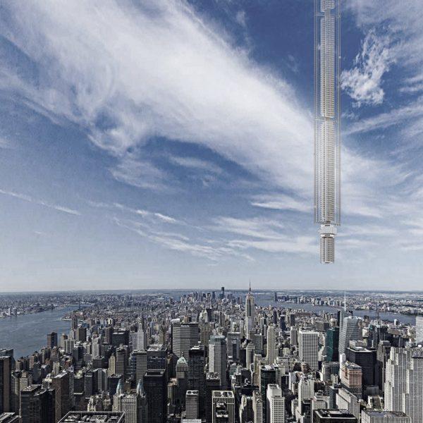 Five Outrageous Skyscraper Concepts