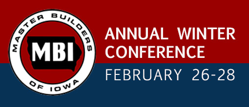 Master Builders of Iowa Annual Winter Conference