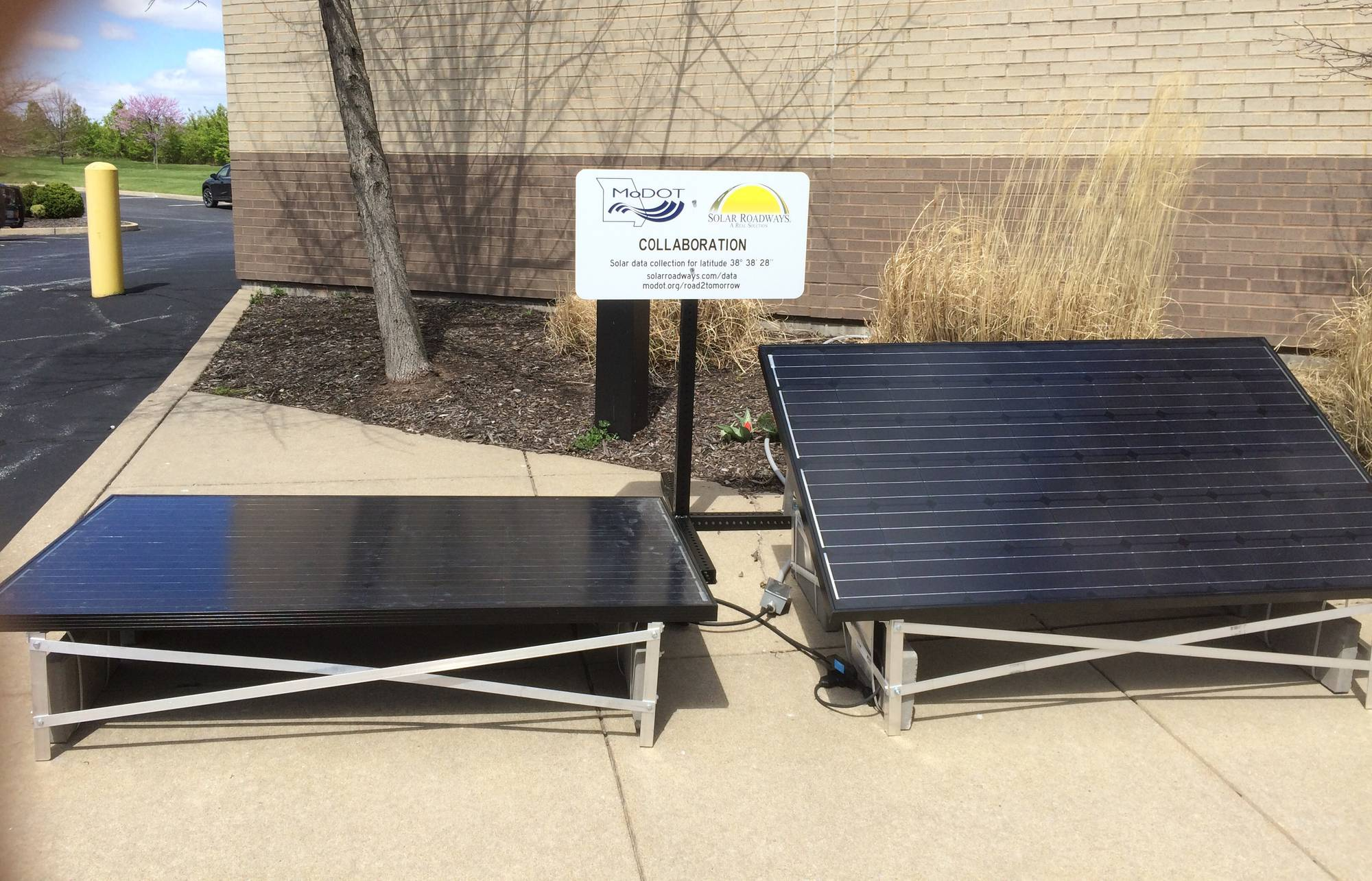 Solar Road Project Coming To Historic Route 66 Welcome