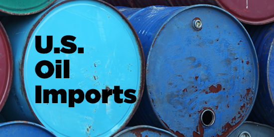Infographic: U.S. Oil Imports
