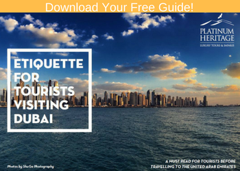 Download Your Free Dubai Rules and Etiquette Guide