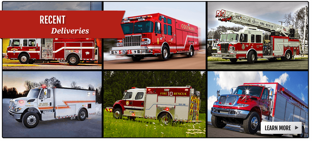 Custom fire apparatus emergency vehicles marion body works for E home products