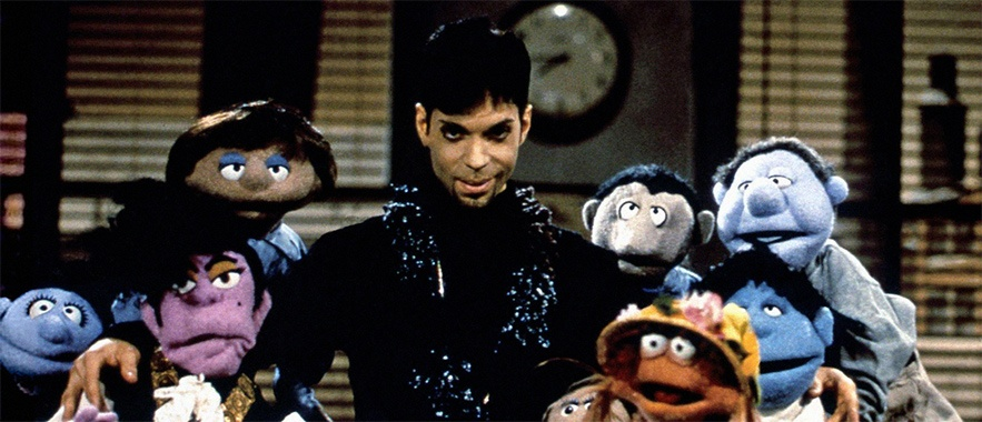 Prince & The Muppets on