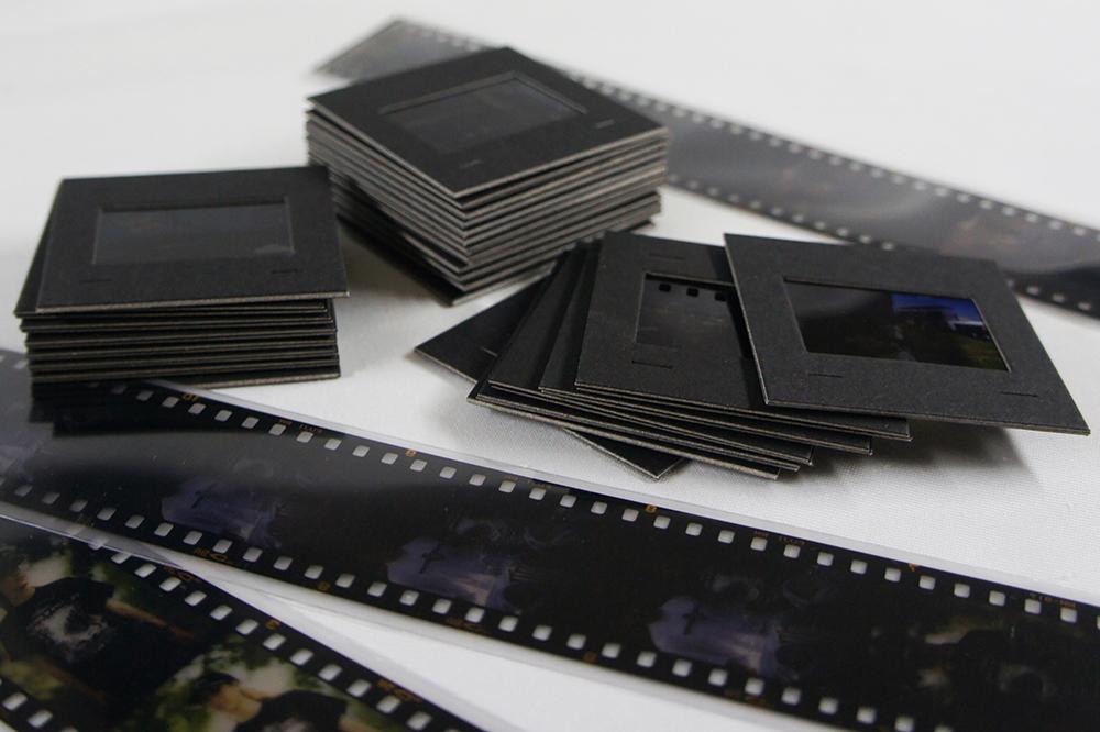 How to Digitise    35mm Slides & Film