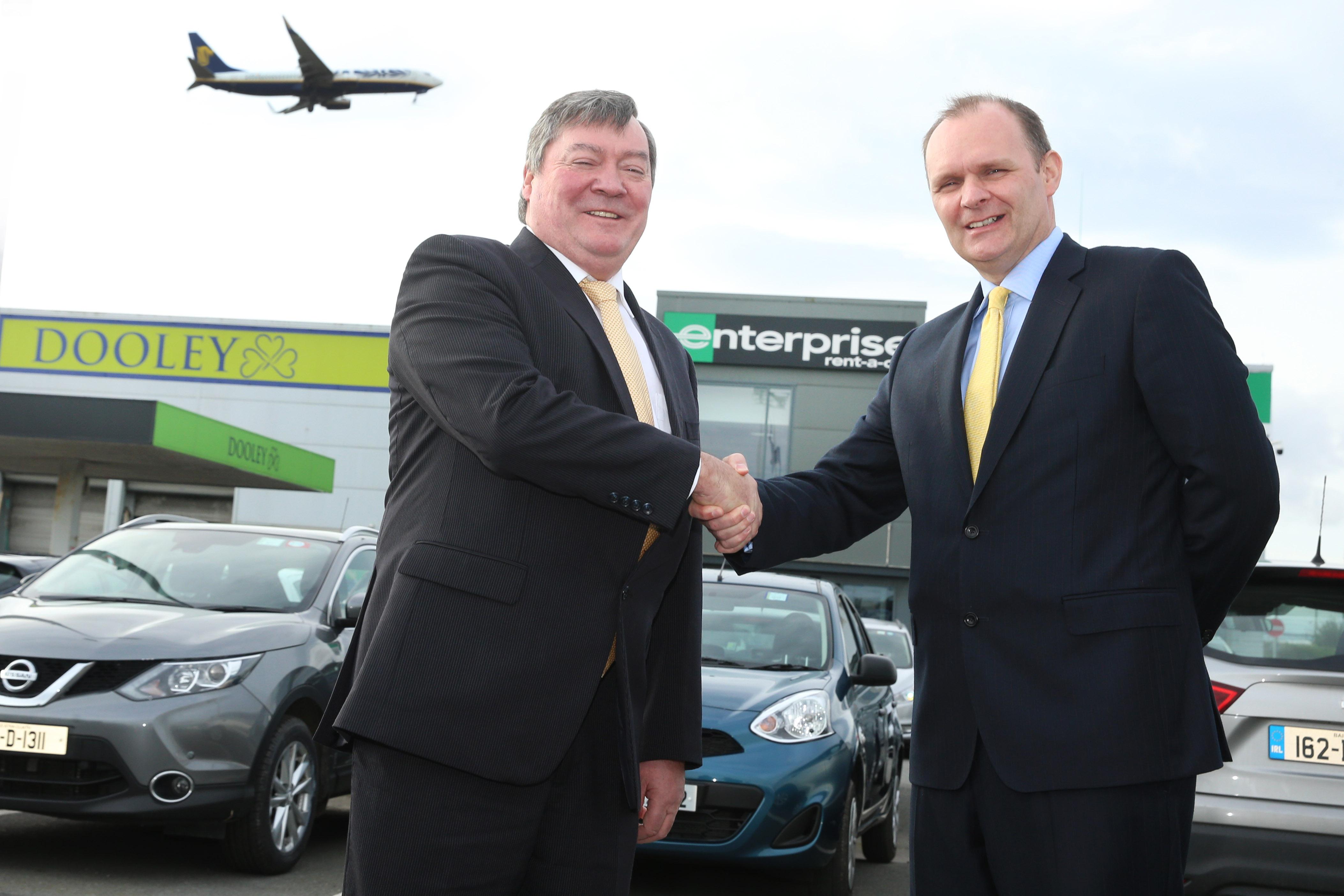 Dan Dooley Car Rental: Enterprise Rent-A-Car Ireland Acquires Dooley Brand