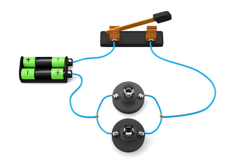 Circuito Electrico Simple : El circuito eléctrico: componentes y tipos
