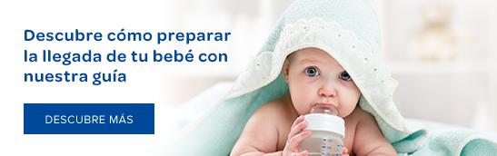 Tips para afrontar la llegada del bebé a casa