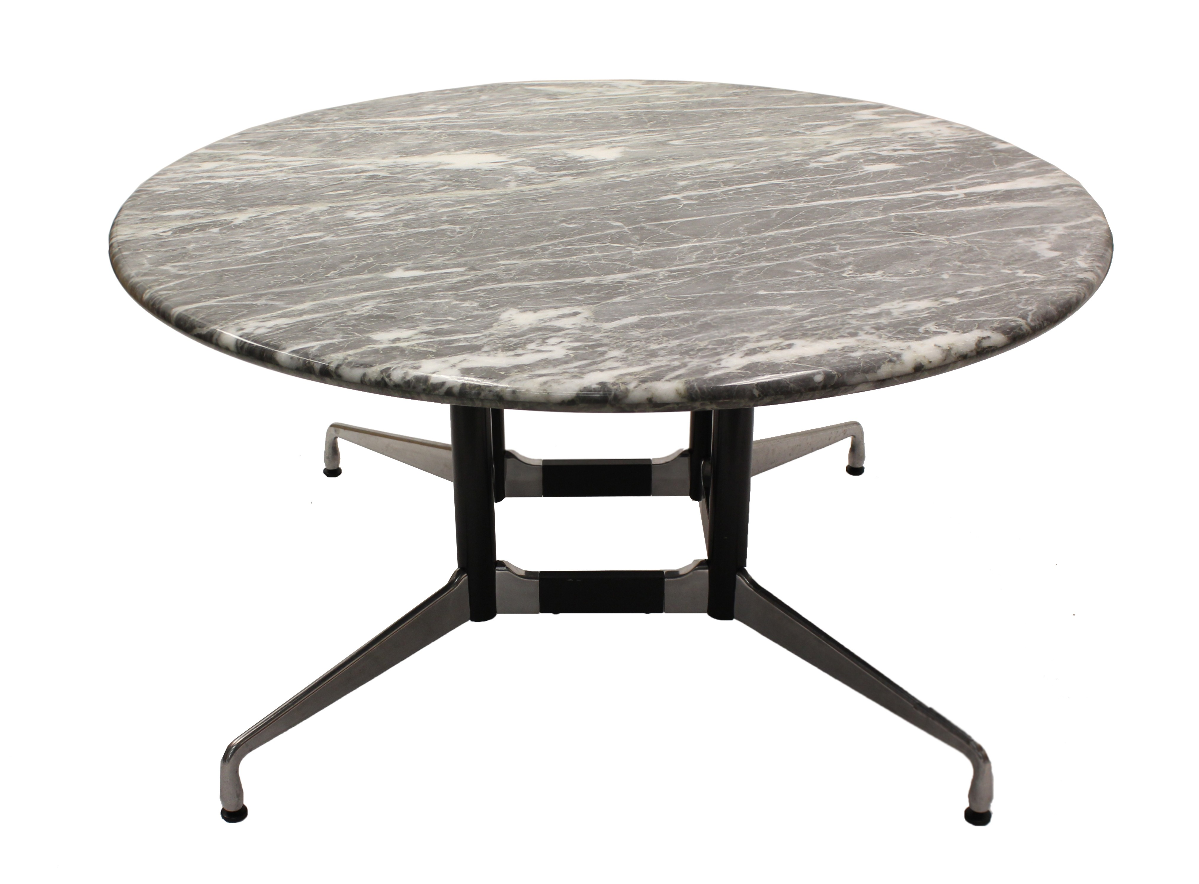 Herman Miller Eames Round Dining Table Round Designs - Eames oval conference table