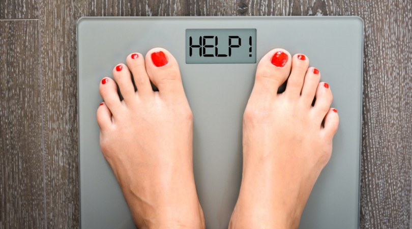 how your metabolism affects your weight and metabolic damage can lead to weight gain
