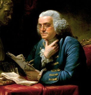 The Story Behind Benjamin Franklin's Autobiography