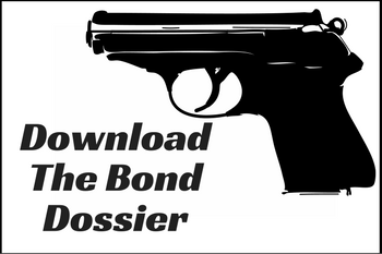 Download the James Bond Dossier