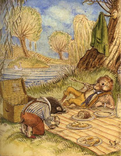 Interesting Editions of The Wind in the Willows