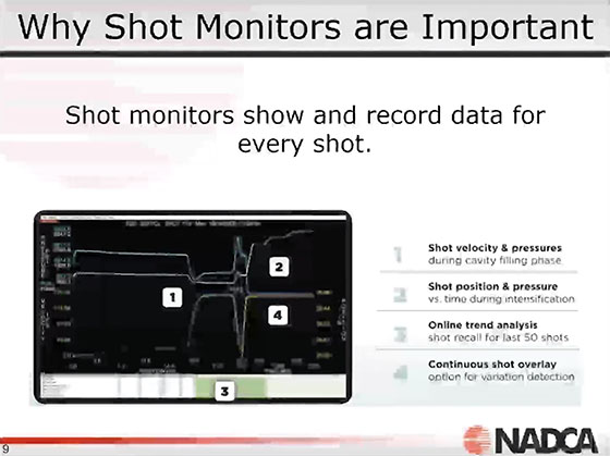 NADCA Video Highlight - Why Diecasting Plunger Shot Monitors