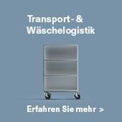 MAKK Kompetenzfeld Transport & Wäschelogistik