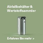 MAKK Kompetenzfeld Abfallbehälter & Wertstoffsammler