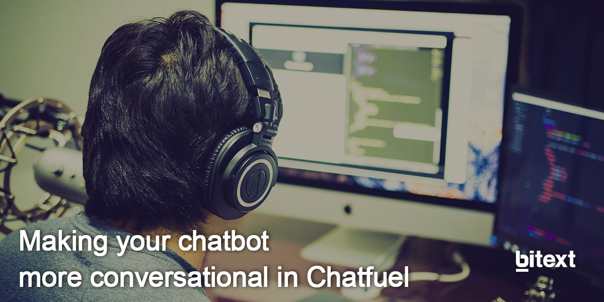 How to integrate Bitext in Chatfuel